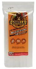 """Gorilla Glue, 8"""", Full Hot Glue Sticks"""