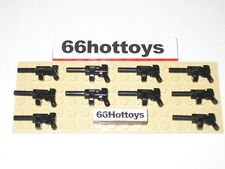 LEGO Accessories Tommy Guns of 10 New