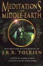 Meditations On Middle Earth by Karen Haber (Paperback, 2003)