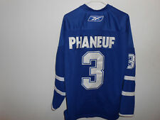 Vintage Dion Phanuef Toronto Maple Leafs Jersey Adult 48 L Large abcd97a10