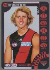 2013 Teamcoach Silver Code Card -  Dyson Heppell