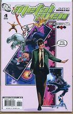 Metal Men 2007 series # 4 near mint comic book