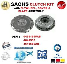 for 04641555ab 4641555 4641555ab SACHS Clutch Kit incl Flywheel, cover and Plate