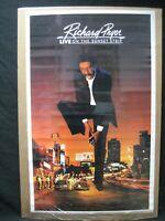 RICHARD PRYOR LIVE AT THE SUNSET STRIP VINTAGE POSTER GARAGE 1982 ACTOR CNG2155