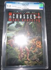 Crossed + 100 # 1 and Taste Test CGC Numbered Edition Set (NM+ NM/MT) 190/250
