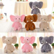 Mini Elephant Stuffed Plush Toy Soft Animal Doll Gift For Your Kids Baby Fashion