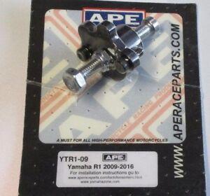 Yamaha R1 09-16 Crossplane APE ,Manual cam chain tensioner . YTR1-09