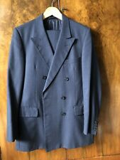 CHRISTIAN DIOR Monsieur Tailored Double Breasted Suit