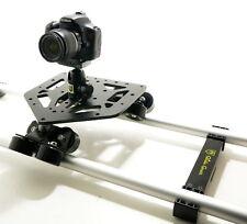 Glide Gear Video Camera Tripod Track Dana Wheel Roller Slider PRO DEV Dolly