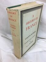 A HISTORY OF FRANCE ( Rome to WW 1 ) Romier / Rowse HBdj