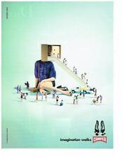 PUBLICITE ADVERTISING  2009  CAMPER  chaussures