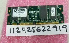 KINGSTON   KTH-LJ8000/64  64MB SDRAM 100PIN   MEMORY  RAM FOR   LaserJet 4050
