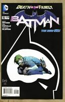 Batman #15-2013 nm- 9.2 Standard Cover New 52 Death Of The Family Joker Snyder