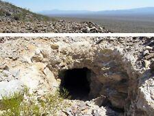 Nevada Gold Mine Lode Mining Claim Gold Center Copper Silver Adit Shaft Prospect