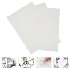 20 Sheets Sketch Drawing Paper For Home Sketching Graffiti Painting White,Beige