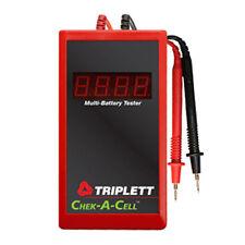 Triplett 3276 Chek-A-Cell Multi-Battery Tester
