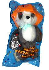"Avon World Of Wonderful Bears 1989 Panda Bear w/Card 12"" Plush"