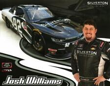2020 Josh Williams #92 Silverton Casino Postcard