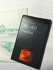 ORIGINAL NOKIA Li-ion BATTERY BL-4U BL 4U 5530 5730 6212 6216 6600 8800 E66 E75