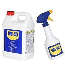 (6,99 €/L) 5 Liter WD40 Rostlöser inkl. kostenlosem 500ml Zerstäuber 60091316
