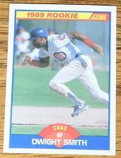 DWIGHT SMITH 1989 Score Rookie Baseball Card #642...  (Mint)