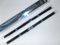 FLAT WIPER BLADES with WASH JETS and TUBE TOYOTA PREVIA UPGRADE TRICO