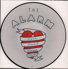 """L'Alarme (10"""" Vinyl) Amour ne viennent pas facile-IRS-EIRSPD 134-UK-1989-Ex/VG+"""