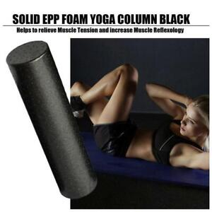 Extra Firm High Density EPP Foam Roller Muscle Back Pain Trigger Yoga