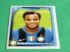 310 MANCINI INTER MILAN UEFA PANINI FOOTBALL CHAMPIONS LEAGUE 2008 2009