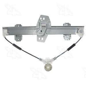 Window Regulator Rear Right ACI/Maxair 380183 fits 98-04 Acura RL