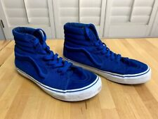 Vans Sk8-Hi Division 1 Pack 1966 Blue Mid 8.5 Mens / 10 Womens