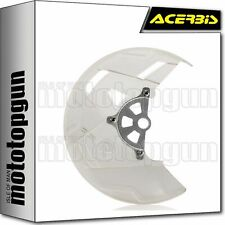ACERBIS 0021614 SPIDER EVO FRONT DISC COVER CLEAR HONDA XR 250 R 2013 13 2014 14