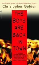 The Boys Are Back in Town by Golden, Christopher