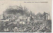 Autry im Argonnenwald zerstört feldpgl1915 200.907