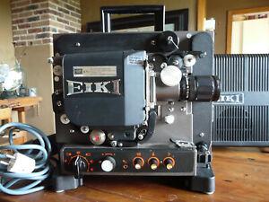 EIKI 16mm NT 2 Filmprojektor org. Koffer und Zubehör