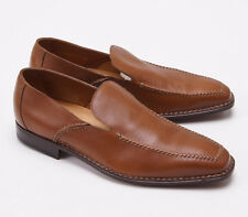 NIB $1295 SUTOR MANTELLASSI Norwegian Welt Loafers Shoes US 12.5 D Norvegese