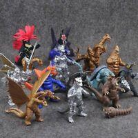 14pcs Set Godzilla: King of the Monsters PVC Action Figure Kids Xmas Gift Toy