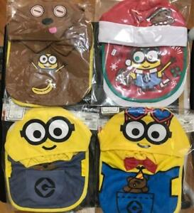 Minion Bib Set Usj Official Usj Universal Studio Japan Minions Park