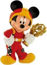 La Maison de Mickey figurine Mickey Pilote de course Coupe 7 cm Disney 154618