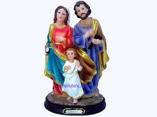 SAGRADA FAMILIA/HOLY FAILY-6 INCH STATUE 13019-6