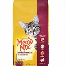 Meow Mix Hairball Control Dry Cat Food 6.3 Pounds