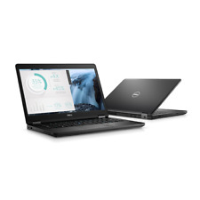 """Dell Latitude 5480 14"""" (Intel Core 7th Gen i7 7600, 512GB SSD, 16GB RAM, Webcam)"""