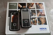 Nokia N72  (Unlocked) Mobile Phone - Black