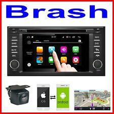 for SUBARU FORESTER IMPREZA DVD CD GPS NAV APPLE CARPLAY ANDROID AUTO CAMERA
