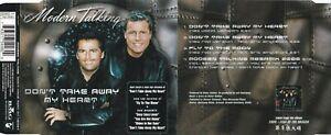 Modern Talking - Don't Take Away My Heart (4 Track Maxi CD)