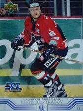 92 Egor Bashkatov Hannover Scorpions DEL 2001-02