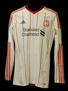LIVERPOOL AUTHENTIC SHIRT JERSEY ADIDAS TECHFIT SOCCER PLAYER ISSUE FOOTBALL XL