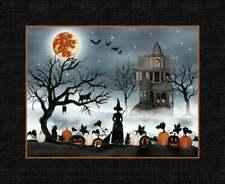 Halloween Craft Panel, Haunted House 44