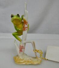 Hutschenreuther Tree Frog Figurine by H. Achtziger - 82084