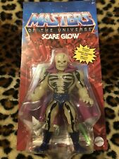 MOTU - MASTERS OF THE UNIVERSE - ORIGINS - SCARE GLOW - MOC UNPUNCHED
